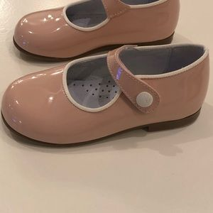 Geppetto's Pink Patent Shoes Size 24